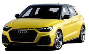 Audi A1-S1 8X1-8XK 2010-2018
