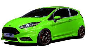 Ford Fiesta MkVII